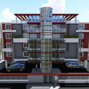 Apartamento En Ventaen Santo Domingo Este, Las Americas, Republica Dominicana, DO RAH: 17-400