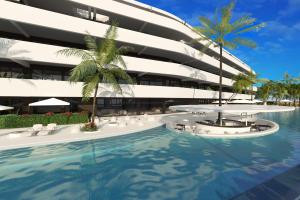 Apartamento En Ventaen Punta Cana, Bavaro, Republica Dominicana, DO RAH: 18-661