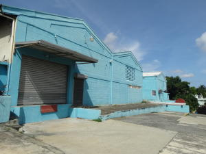 Galpon - Deposito En Ventaen Santo Domingo Oeste, Av Las Palmas, Republica Dominicana, DO RAH: 18-719