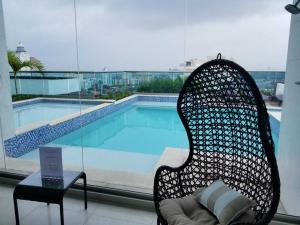 Apartamento En Alquileren Santo Domingo Dtto Nacional, Los Cacicazgos, Republica Dominicana, DO RAH: 18-794