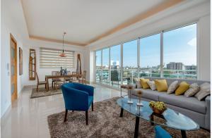 Apartamento En Alquileren Santo Domingo Dtto Nacional, Paraiso, Republica Dominicana, DO RAH: 18-930