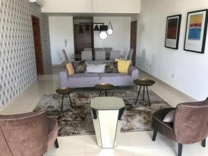 Apartamento En Alquileren Santo Domingo Dtto Nacional, Paraiso, Republica Dominicana, DO RAH: 18-1038