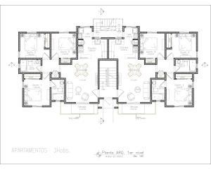 Apartamento En Ventaen Santo Domingo Oeste, Las Palmas, Republica Dominicana, DO RAH: 18-1245