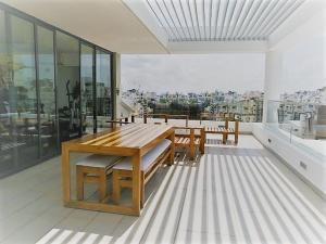 Apartamento En Alquileren Distrito Nacional, Evaristo Morales, Republica Dominicana, DO RAH: 18-1374