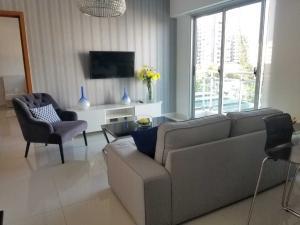 Apartamento En Alquileren Distrito Nacional, Piantini, Republica Dominicana, DO RAH: 19-326