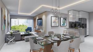 Apartamento En Ventaen Distrito Nacional, Evaristo Morales, Republica Dominicana, DO RAH: 19-497
