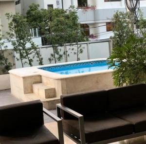 Apartamento En Alquileren Distrito Nacional, Piantini, Republica Dominicana, DO RAH: 19-697
