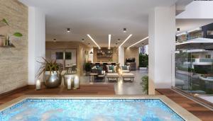 Apartamento En Ventaen Distrito Nacional, Bella Vista, Republica Dominicana, DO RAH: 19-851