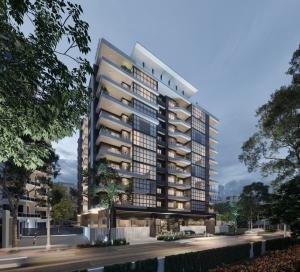 Apartamento En Ventaen Distrito Nacional, Evaristo Morales, Republica Dominicana, DO RAH: 19-953
