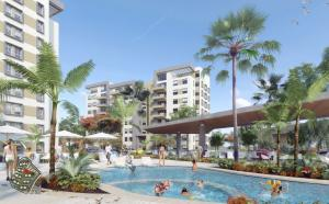 Apartamento En Ventaen Santo Domingo Norte, Cd Modelo Mirador Norte, Republica Dominicana, DO RAH: 19-1181