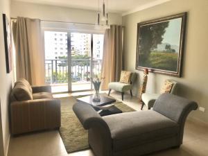 Apartamento En Alquileren Distrito Nacional, Piantini, Republica Dominicana, DO RAH: 19-1185