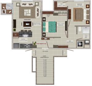 Apartamento En Ventaen Distrito Nacional, Arroyo Hondo, Republica Dominicana, DO RAH: 19-1190