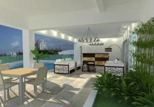 Apartamento En Ventaen Distrito Nacional, Los Cacicazgos, Republica Dominicana, DO RAH: 20-68