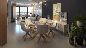 Apartamento En Ventaen Distrito Nacional, Evaristo Morales, Republica Dominicana, DO RAH: 20-152