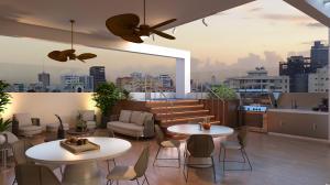 Apartamento En Ventaen Distrito Nacional, Evaristo Morales, Republica Dominicana, DO RAH: 20-154