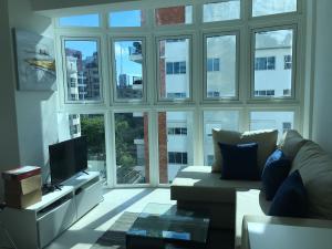Apartamento En Alquileren Distrito Nacional, Serralles, Republica Dominicana, DO RAH: 20-214