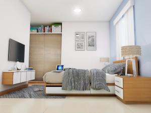 Apartamento En Ventaen Santo Domingo Este, Las Americas, Republica Dominicana, DO RAH: 20-235