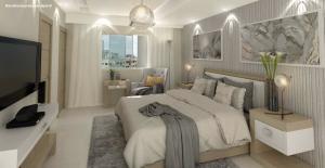 Apartamento En Ventaen Distrito Nacional, Evaristo Morales, Republica Dominicana, DO RAH: 20-292