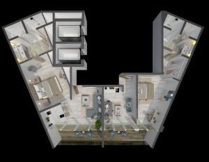 Apartamento En Ventaen Barahona, Perla Del Sur, Republica Dominicana, DO RAH: 20-748