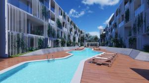 Apartamento En Ventaen Punta Cana, Bavaro, Republica Dominicana, DO RAH: 20-858