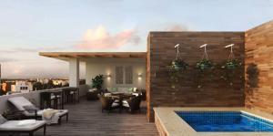 Apartamento En Ventaen Distrito Nacional, Bella Vista, Republica Dominicana, DO RAH: 20-1009