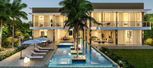 Casa En Ventaen Punta Cana, Cap Cana, Republica Dominicana, DO RAH: 20-1257