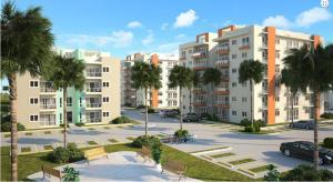 Apartamento En Ventaen Punta Cana, Veron-Punta Cana, Republica Dominicana, DO RAH: 20-1370