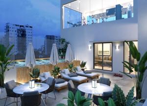 Apartamento En Ventaen Distrito Nacional, Evaristo Morales, Republica Dominicana, DO RAH: 20-1380
