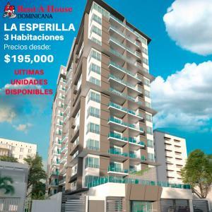 Apartamento En Ventaen Distrito Nacional, La Esperilla, Republica Dominicana, DO RAH: 20-1523