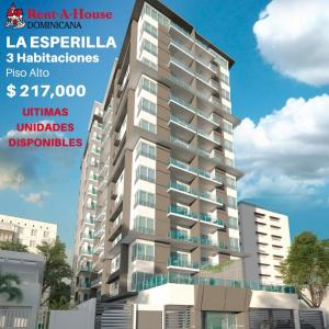 Apartamento En Ventaen Distrito Nacional, La Esperilla, Republica Dominicana, DO RAH: 20-1525