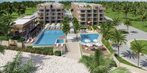 Apartamento En Ventaen Playa Nueva Romana, Playa Nueva Romana, Republica Dominicana, DO RAH: 20-1571
