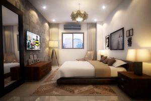 Apartamento En Ventaen Distrito Nacional, Evaristo Morales, Republica Dominicana, DO RAH: 21-9