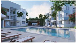 Apartamento En Ventaen Punta Cana, Punta Cana, Republica Dominicana, DO RAH: 21-19