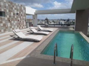 Apartamento En Ventaen Distrito Nacional, Bella Vista, Republica Dominicana, DO RAH: 21-111