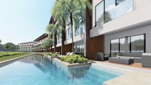 Apartamento En Ventaen Punta Cana, Punta Cana, Republica Dominicana, DO RAH: 21-161