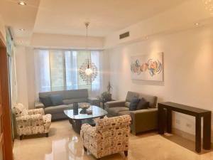 Apartamento En Alquileren Distrito Nacional, Piantini, Republica Dominicana, DO RAH: 21-230
