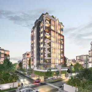 Apartamento En Ventaen Distrito Nacional, Evaristo Morales, Republica Dominicana, DO RAH: 21-449