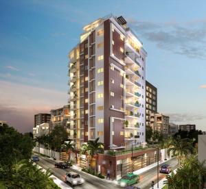 Apartamento En Ventaen Distrito Nacional, Evaristo Morales, Republica Dominicana, DO RAH: 21-524