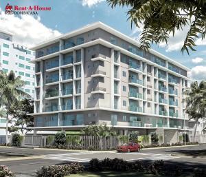 Apartamento En Ventaen Distrito Nacional, Gazcue, Republica Dominicana, DO RAH: 21-573