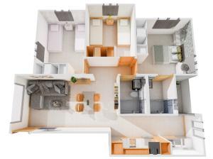 Apartamento En Ventaen Santo Domingo Norte, Colinas Del Arroyo, Republica Dominicana, DO RAH: 21-582