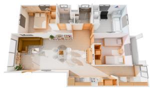 Apartamento En Ventaen Santo Domingo Norte, Colinas Del Arroyo, Republica Dominicana, DO RAH: 21-584