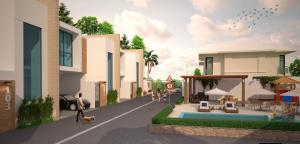 Casa En Ventaen Distrito Nacional, Arroyo Hondo, Republica Dominicana, DO RAH: 21-691