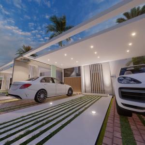 Casa En Ventaen Distrito Nacional, Altos De Arroyo Hondo, Republica Dominicana, DO RAH: 21-732