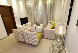 Apartamento En Alquileren Distrito Nacional, Serralles, Republica Dominicana, DO RAH: 21-1192