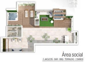 Apartamento En Ventaen Distrito Nacional, Los Rios, Republica Dominicana, DO RAH: 21-1200