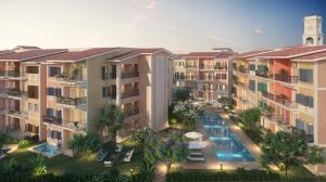 Apartamento En Ventaen Punta Cana, Punta Cana, Republica Dominicana, DO RAH: 21-1224