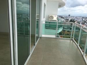 Apartamento En Alquileren Distrito Nacional, Evaristo Morales, Republica Dominicana, DO RAH: 21-1228