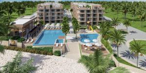 Apartamento En Ventaen Playa Nueva Romana, Playa Nueva Romana, Republica Dominicana, DO RAH: 21-1247