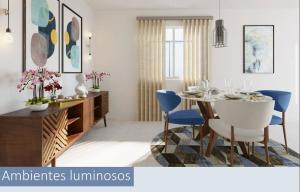 Apartamento En Ventaen Santo Domingo Este, Alma Rosa Ii, Republica Dominicana, DO RAH: 21-1256
