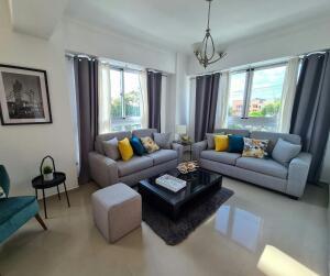Apartamento En Alquileren Distrito Nacional, Piantini, Republica Dominicana, DO RAH: 21-1269